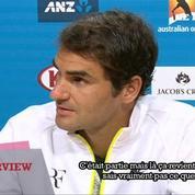 Open d'Australie : Roger Federer qualifié dans la douleur