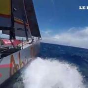 Volvo Ocean Race : Trois bateaux pour la victoire