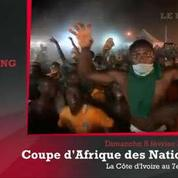 Zap'Sport : La Côte d'Ivoire gagne, Abidjan s'enflamme