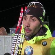 Martin Fourcade champion du monde pour la 6e fois
