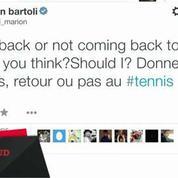 Faut-il croire à un retour de Marion Bartoli ?