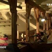L'Hermione : la reconstitution d'une incroyable frégate du XVIII ème siècle