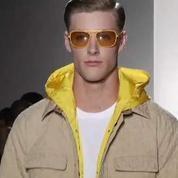 Les meilleurs moments du défilé Calvin Klein, homme printemps-été 2015