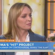 Pour NBC, Uma Thurman revient sur son maquillage raté
