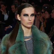 Les meilleurs moments du défilé Christian Dior automne-hiver 2015-2016