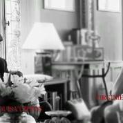 Visite des ateliers Vuitton avec Virginie Ledoyen