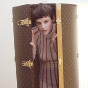 La collection capsule de Karl Lagerfeld pour Louis Vuitton