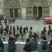 Suicide de Dominique Venner à Notre-Dame: les témoins racontent la scène