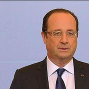 Hollande n'acceptera pas