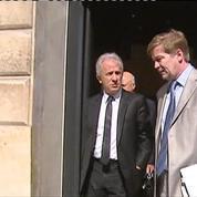 Affaire Tapie: le juge arbitre Estoup mis en examen pour escroquerie en bande organisée