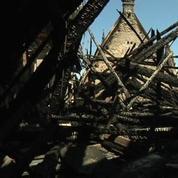 Incendie de l'hôtel de ville de La Rochelle : les bâtiments