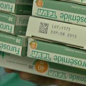 Médicaments mal conditionnés: tous les lots de Furosémide rappelés