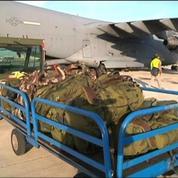 A Istres, les militaires se préparent à une intervention en Syrie