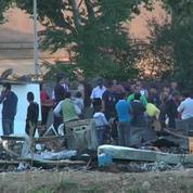 Vaulx-en-Velin: un camp de Roms évacué par la police