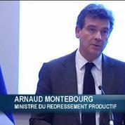 Mory Ducros : Arnaud Montebourg veut sauver