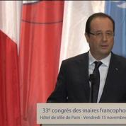 Hollande : Paris