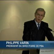 PSA : Philippe Varin renonce à sa retraite chapeau