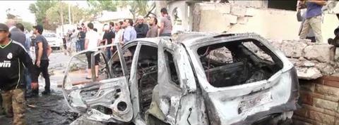 Attentat contre l'ambassade de France à Tripoli : deux blessés et d'importants dégâts