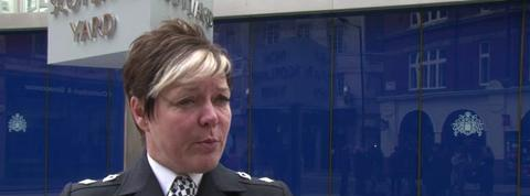 Marathon de Londres : 40% de policiers en plus