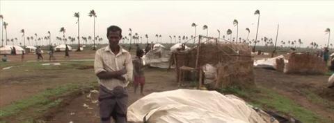 Birmanie : évacuation forcée des camps de déplacés à l'approche du cyclone