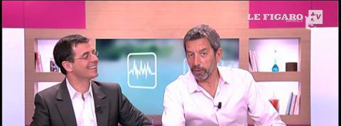 Michel Cymès imite l'accent