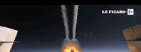 Images spectaculaires du deuxième vol test du Virgin Galactic