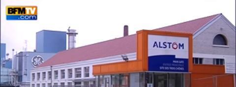 Rachat d'Alstom: inquiétude des salariés et des habitants de Belfort