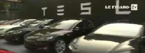 Tesla va livrer ses premières voitures électriques en Chine