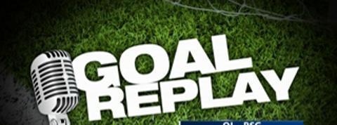 OL - PSG : le Goal Replay avec le son de RMC Sport