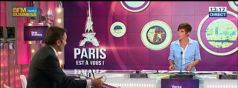 Le Paris de Christophe Alaux, Hôtellerie France pour Accor, dans Paris est à vous