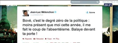 Politicozap: Quand José Bové dégaine un poulet