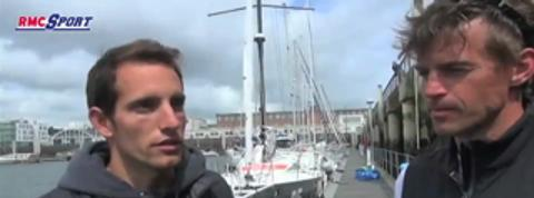 Voile / Lavillenie et Galfione sont sur un bateau
