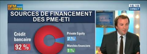 Focus sur la dette des entreprises: Sébastien Faijean, dans Intégrale Bourse –