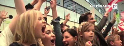 Conchita Wurst : un retour triomphal en Autriche