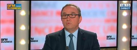 Jean-Yves Gilet, directeur exécutif de Bpifrance, dans Le Grand Journal 1/4