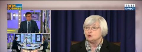 Cédric Chaboud VS Vania Mareuse: FED: les marchés sont à l'affût d'une hausse des taux directeurs, dans Intégrale Placements – 1/2