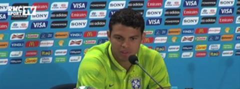 Football / Thiago Silva compare Neymar et Messi