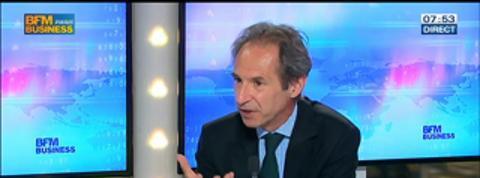 Petrobras a décidé de réduire fortement ses stocks de tubes de Vallourec, Philippe Crouzet, dans GMB