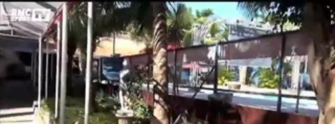Une maison close à côté du camp de base des Bleus au Brésil