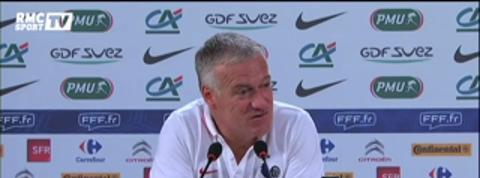 Football / Deschamps : Benzema est épanoui