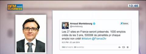 Affaire Alstom: l'Etat a choisi Genarl Electric, Thibault François dans Intégrale Placements