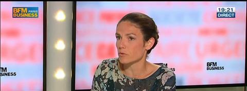 Chantal Jouanno, co-présidente du think tank Ecolo-Ethik, dans Le Grand Journal 5/7