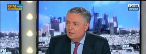 Jacques Creyssel, Fédération des entreprises du commerce et de la distribution, dans l'invité de BFM Business –