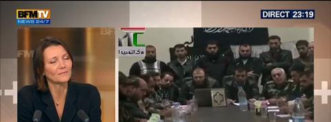 Le Soir BFM: Plan anti-jihad: vers un renforcement de la loi antiterroriste 6/6