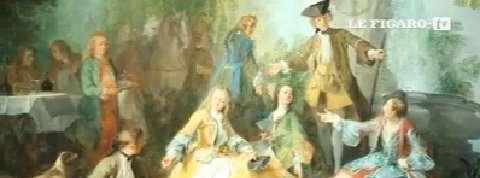Plongée dans les Fêtes galantes du XVIIIème siècle, célébrées au musée Jacquemart-André