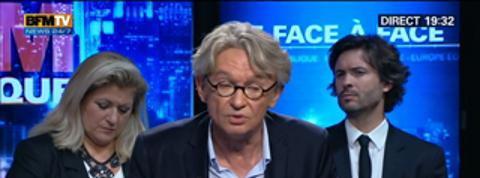 BFM Politique: Michel Sapin face à Jean-Claude Mailly 5/6