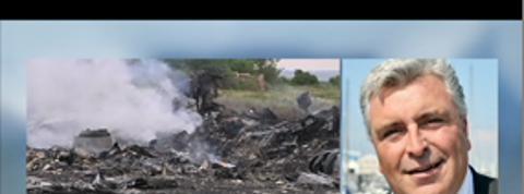 MH17 : « Nous ne pouvons pas confirmer la présence de Français », explique Cuvillier