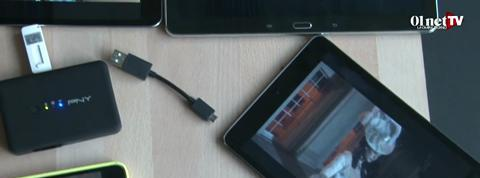 Test du PNY Wireless Media Reader : le serveur à emporter en vacances