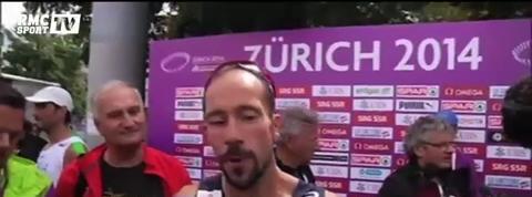Athlétisme / Championnat d'Europe : Diniz, c'est sensationnel !