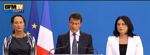 Valls annonce un aménagement de la loi Duflot